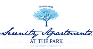 Serenity Apartments at the Park consists of 176 garden-style units.