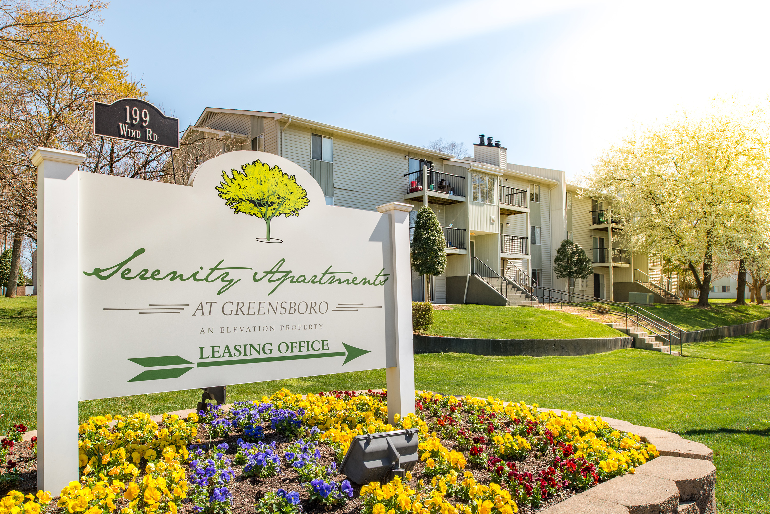 Serenity Apartments at Greensboro