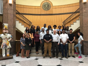 Elevation Scholars Program Wake Forest University College Trip